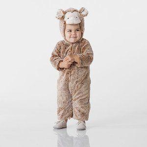 Pottery Barn Kids Baby Monkey Costume, 6-12 mo